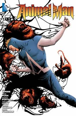 Animal Man. Nuevo Universo DC (Rústica 144-184 pp) #3