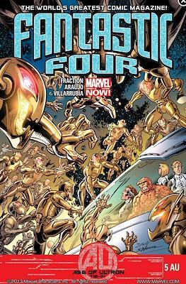 Fantastic Four vol. 4 (Digital) #5-AU