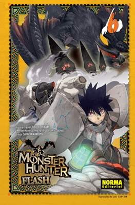 Monster Hunter - Flash #6
