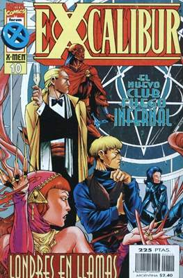 Excalibur Vol. 2 (1996-1999) (Grapa 24 pp) #10