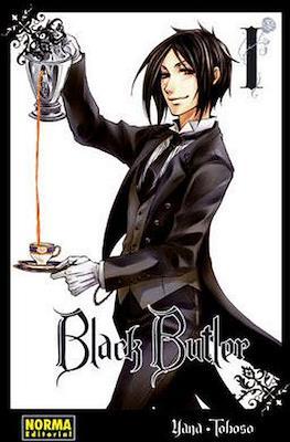 Black Butler (Rústica con sobrecubierta) #1