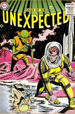 Tales of the Unexpected (1956-1968) (Comic Book) #30