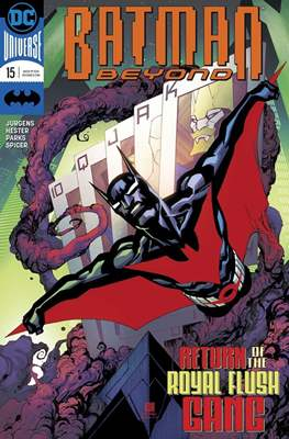 Batman Beyond (Vol. 6 2016-...) (Comic Book) #15