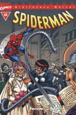 Biblioteca Marvel: Spiderman (2003-2006) (Rústica 160 pp) #23