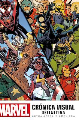 Marvel: Crónica visual definitiva