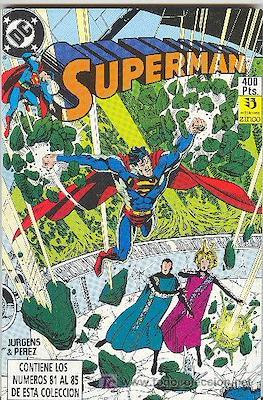 Superman (1984) (Retapado, Tomo rústica) #25