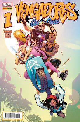Los Vengadores Costa Oeste (Grapa) #1