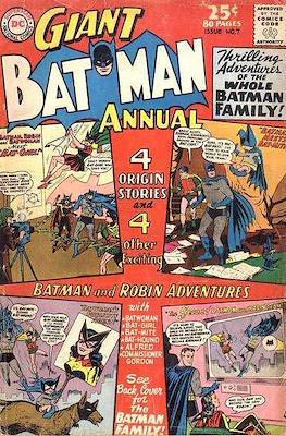 Batman Vol. 1 Annual (1961 - 2011) #7