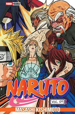 Naruto (Rústica con sobrecubierta) #59