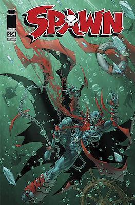 Spawn (Comic Book) #254