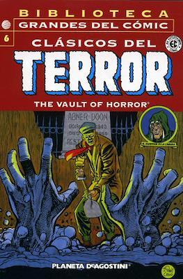 Clásicos del Terror. Biblioteca Grandes del Cómic (Rústica 160-176 páginas) #6