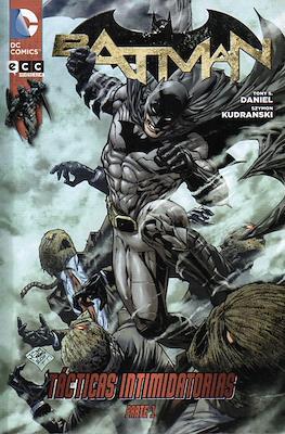 Batman: Tácticas Intimidatorias