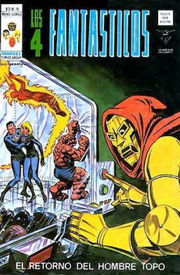 Los 4 Fantásticos Vol. 3 (1977-1980) (Grapa 44 pp) #11