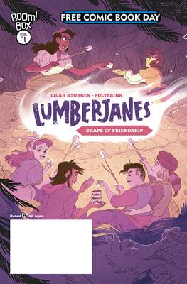 Lumberjanes: Shape Of Friendship - Free Comic Book Day 2019