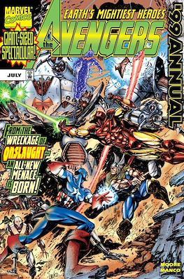 The Avengers Annual Vol.3 (1998-2001) (Grapa) #2