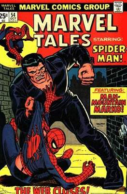 Marvel Tales (Comic Book) #54