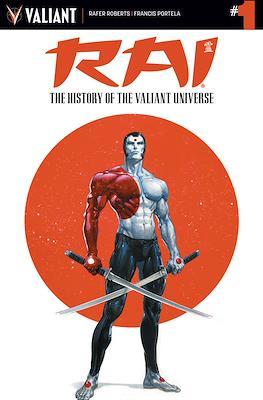 Rai The History of the Valiant Universe (Comic Book) #1