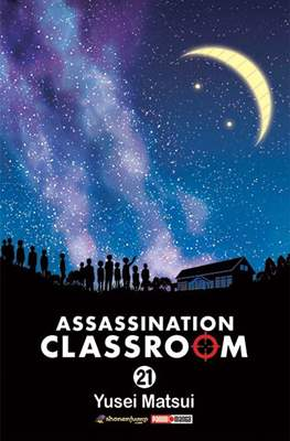 Assassination Classroom (Rústica) #21