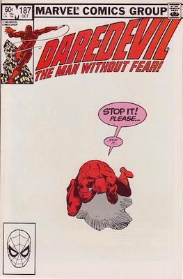 Daredevil Vol. 1 (1964-1998) (Comic Book) #187