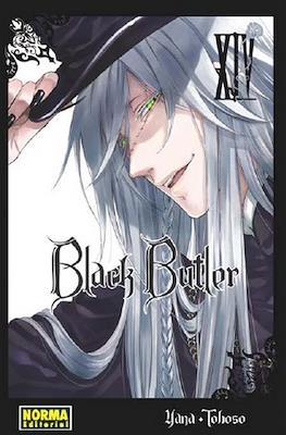 Black Butler (Rústica con sobrecubierta) #14