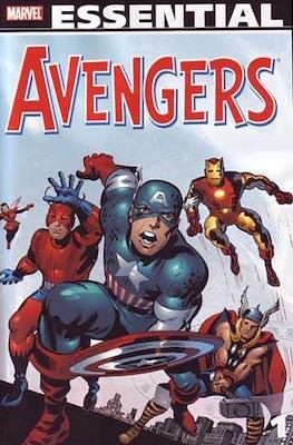 Marvel Essential: Avengers (Rústica) #1