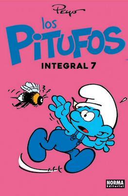 Los Pitufos (Integral Cartone 320-288 pp) #7