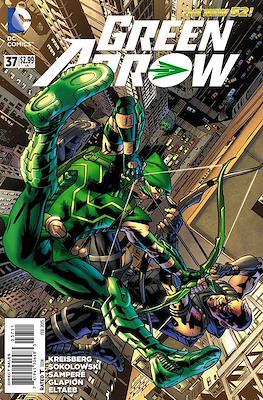 Green Arrow vol. 5 (2011-2016) (Comic-Book) #37