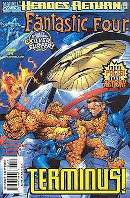 Fantastic Four Vol. 3 (Comic Book) #4