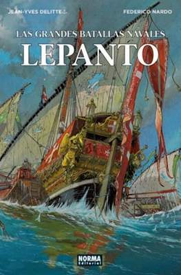 Las grandes batallas navales (Cartoné 56 pp) #4