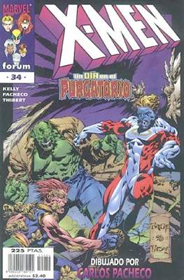 X-Men Vol. 2 / Nuevos X-Men (1996-2004) (Grapa 24 pp) #34