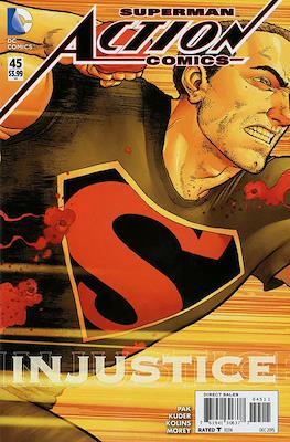 Action Comics Vol. 2 (2011-2016) #45
