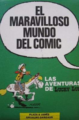 El Maravilloso Mundo del Comic (Cartoné acolchado con guaflex) #1