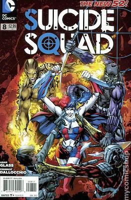 Suicide Squad Vol. 4. New 52 #8
