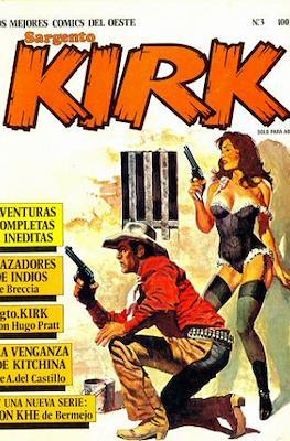 Sargento Kirk / Kirk #3