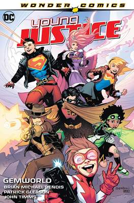 Young Justice (2019-) (Hardcover) #1