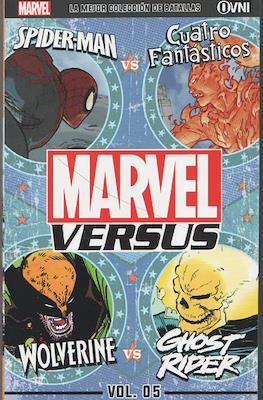 Marvel Versus (Rústica) #5