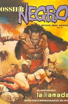 Dossier Negro (Rústica y grapa [1968 - 1988]) #117