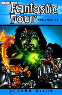 Fantastic Four Visionaries: John Byrne (Softcover) #4