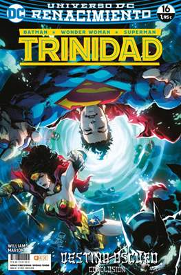 Batman / Superman / Wonder Woman: Trinidad (Grapa 24 pp) #16