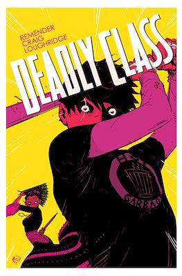 Deadly Class (Comic-book) #11
