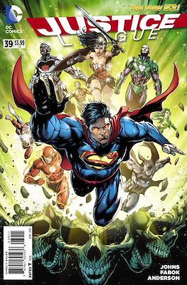 Justice League Vol. 2 (2011-2016) (Comic-Book) #39