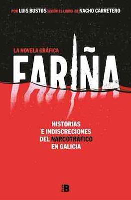 Fariña - La novela gráfica (Cartoné 128 pp) #