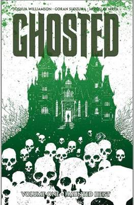 Ghosted (Softcover 144 pp) #1