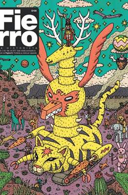 Fierro (tercera época) (Rústica, color, 96 pp.) #3