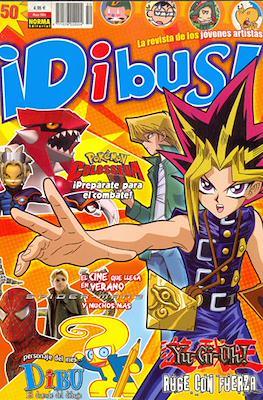 ¡Dibus! (Revista) #50
