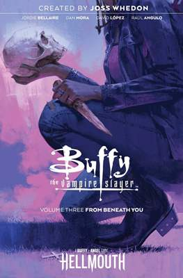 Buffy The Vampire Slayer (2019-) #3