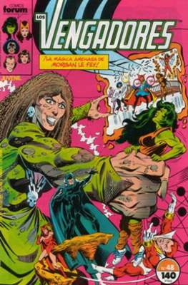 Los Vengadores Vol. 1 (1983-1994) #48