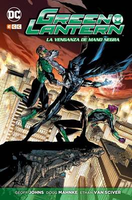 Green Lantern de Geoff Johns. Nuevo Universo DC (Cartoné 160-192-408 pp) #2