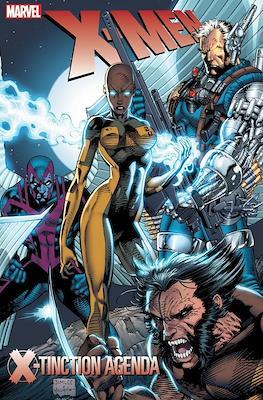 X-Men. X-Tinction Agenda