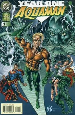 Aquaman Annual